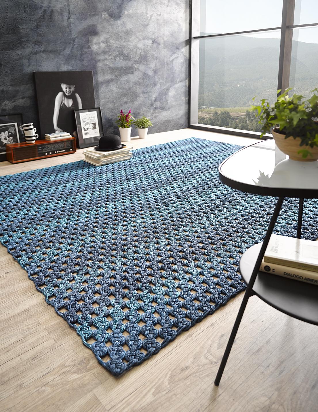 Alfombras en valencia parentesi quadra for Todo alfombras