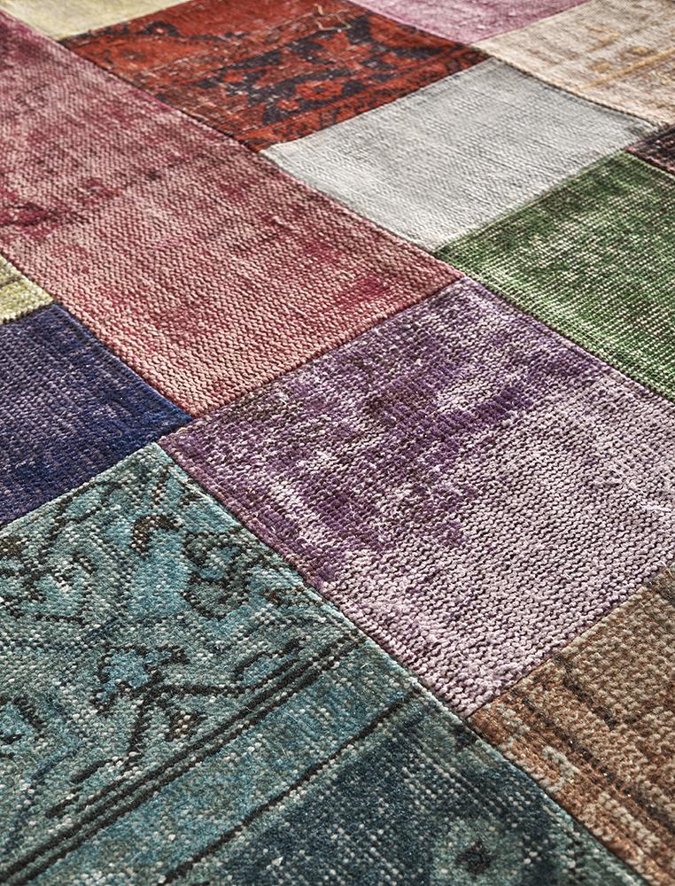 Alfombras patchwork un producto con mucha historia parentesi quadra - Alfombras patchwork baratas ...