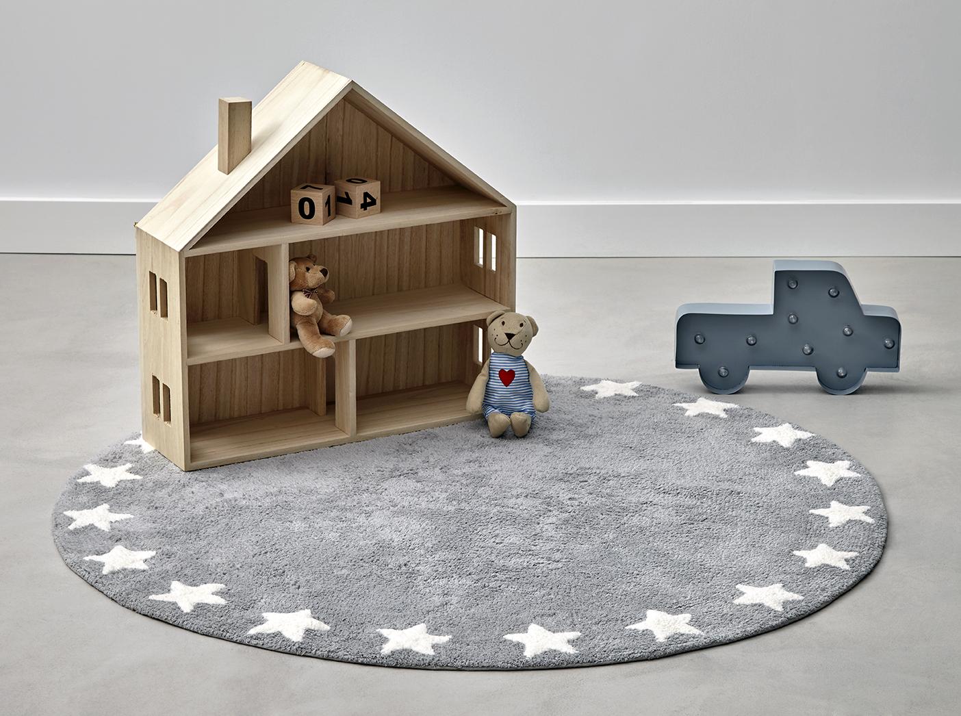 Alfombras infantiles, diseño y funcionalidad