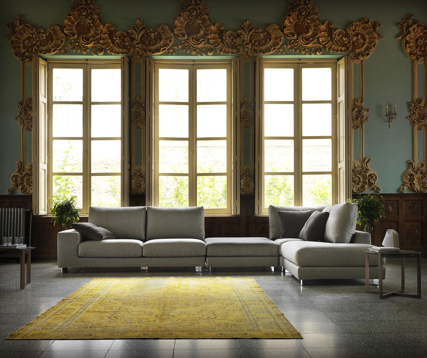 Alfombras de diseño, antigüedades y elegancia