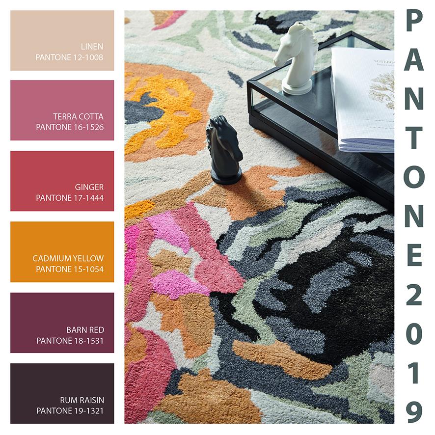 Colores según Pantone, ¡Sigue las nuevas tendencias!