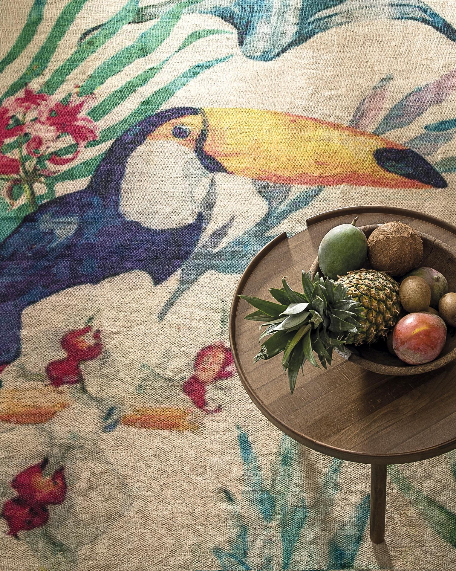 Estampación, personaliza tus alfombras